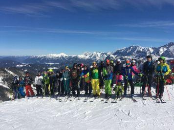 Skigruppe 2 und 3